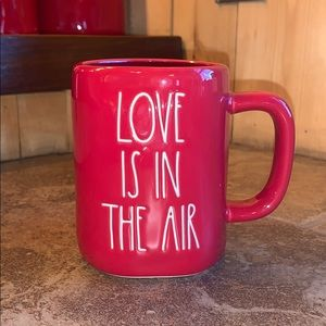 "Rae Dunn ""Love Is In The Air"" Mug"
